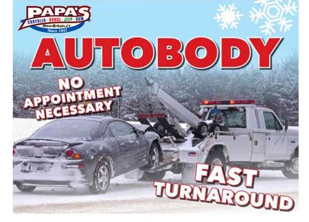 Papas Autobody