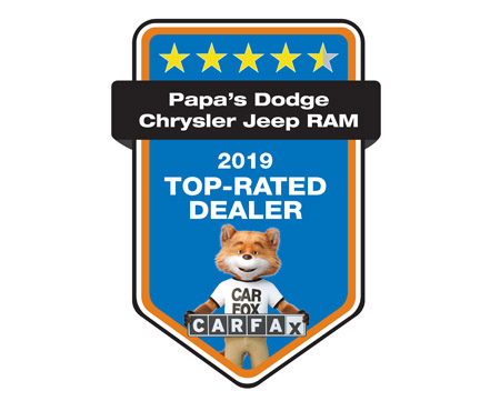 Papas Carfax featured dealer